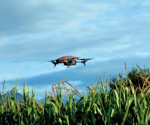 Drone vol