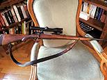 Meystre Christian_Carabine Mauser 98