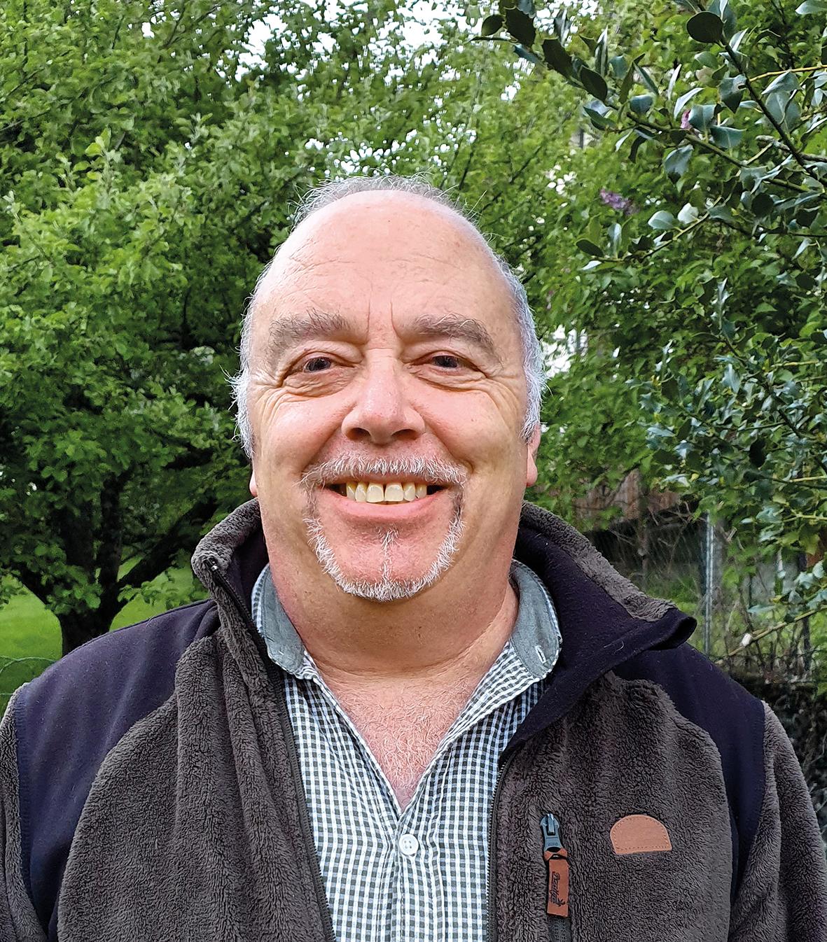 Bernard Grossenbacher, Jura bernois