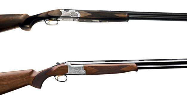 Beretta Silver Pigeon contre Browning B525