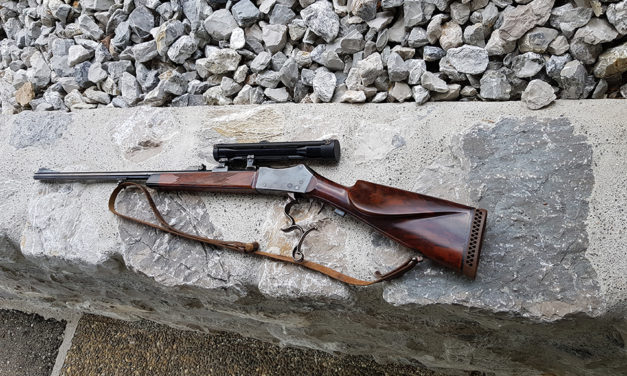Carabine de chasse Martigny