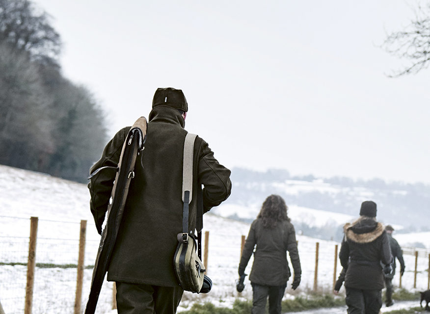 Les chaussants pour le grand froid