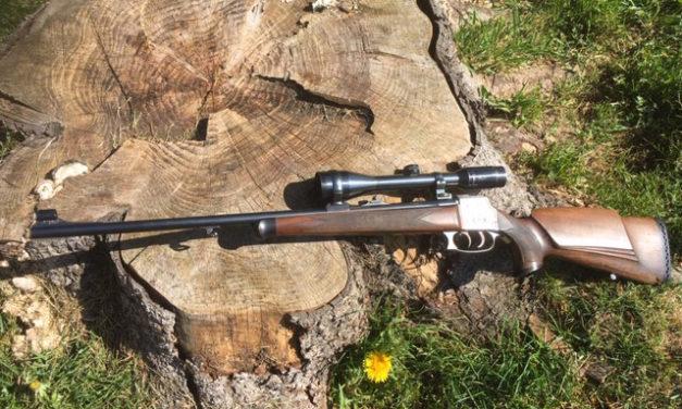 À vendre carabine Wüthrich 30/06, lunette Swarovski  Habicht 6/42