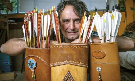 Olivier Grieb: force primitive et gestes simples