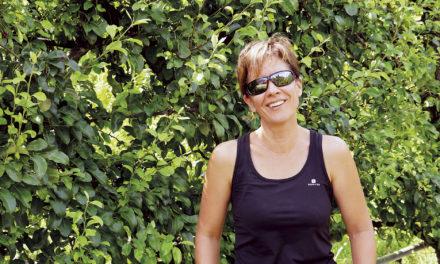 Christine Cavalera: contribuer au maintien du pastoralisme